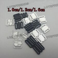 Plastic Clasp Bra Strap Closure Sewing Clip Swimwear Lingerie Hook 10/12/16mm