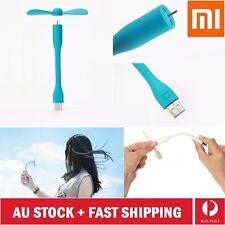 Original Xiaomi USB Mini Fan Flexible Portable For Laptop PC Powerbank  AU STOCK