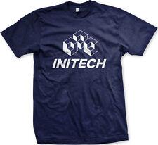 Initech Technology Computer Company Shirt Logo Office Space Movie Mens T-Shirt