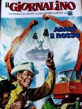 Giornalino 45 1971 Un capitano di 15 anni di F. Caprioli - Max Martin - Caster B