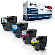 4x Cartuchos de tóner Compatibles con Olivetti b0480-b0483 XXL set-drucker Serie