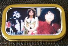 Marc Bolan-a 1and 2oz Tobacco/Storage Tin