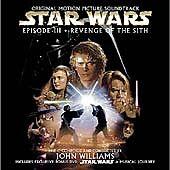 """STAR WARS-EPISODE III""-FILM SOUNDTRACK 2005-JOHN WILLIAMS-NEW/SEALED CD+DVD"