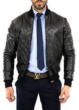 US Men Leather Jacket Hommes veste cuir Herren Lederjacke chaqueta de cuero 22p2