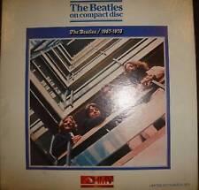 Beatles,The 1967-1970 (Blue Album) HMV Box-Set DoCD No. 533