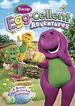 Barney: Egg-cellent Adventures (DVD, 2010) - Brand New sealed