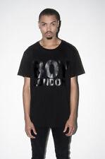 Boy London noir sur Imprimé Noir T Shirt Unisexe Tailles S. M. L. vintage Selfridges