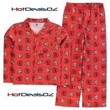 Brand New Authentic Arsenal Football Boys Pyjamas PJS - Boys Sz 5-6 only