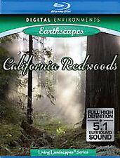 Living Landscapes: Earthscapes - Califor Blu-ray