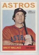 2013 Topps Heritage Venezuelan #57 Brett Wallace Houston Astros Baseball Card