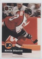 1991-92 Pro Set #451 Kevin Dineen Philadelphia Flyers Hockey Card