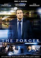 The Forger:  DVD John Travolta Christopher Plummer