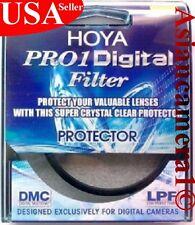 Genuine Hoya 58mm DMC LPF Multi-Coated Lens Protector Pro1 Digital Filter Japan