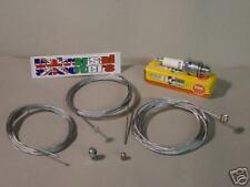 Vespa Roadside Emergency Kit - Cables, B6HS Plug - P125X, PX125, PX125disc