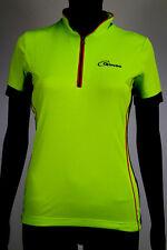 Gonso Vista Radtrikot Damen Bike Shirt col. 215 green glow #44207