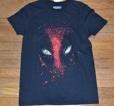 Marvel Comics Deadpool T-Shirt Men's Graphic Tee Officially Licensed