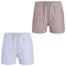 Jack & Jones Swim Shorts Mens Summer Holiday Striped Regular Fit Pants JJISunset