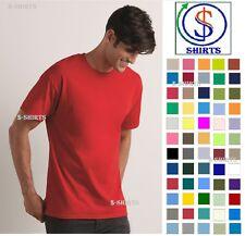 Gildan - Ultra Cotton Short Sleeve T-Shirt - 2000 100%Cotton 60 colors S,M,L,XLs