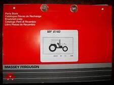 Massey Ferguson MF 6140 : catalogue pièces 1996
