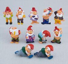 Überraschungsei Figuren Badezimmer Zwerge 1991 Auswahl UeEi