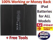 Premium OEM Replacement Battery For iPad 2 3 4 Air 1 2 Mini 1 2 3 4 + TOOLSET