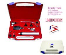 BeautyTrack England F.O Mini LED ENT Otoscope Ophthalmoscope Diagnostic Medicals