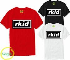 Rkid T-shirt inspired by Liam OASIS Gallagher mens NOEL our r kid retro britpop