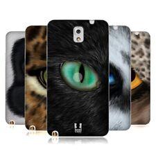 HEAD CASE DESIGNS ANIMAL Eye Soft Gel Custodia per Samsung telefoni 2