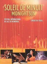 Cirque du Soleil - Midnight Sun (DVD, 2004)