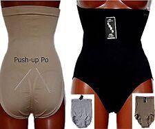 Bauch-weg figurformende hohe Miederhose Formslip Seamless Po Push up knack Po