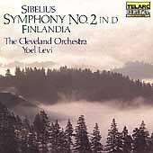 Sibelius: Symphony 2 in D/Finlandia, New Music