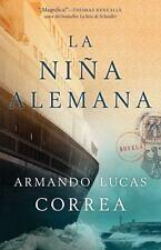 La Nina Alemana: Novela (Paperback or Softback)