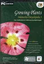 CRECIMIENTO PLANTAS, interactive Encyclopaedia 3 ,PC, XP NUEVO