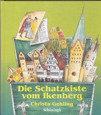 Gehling, d Schatzkiste a Ikenberg, Paderborn Mittelalter f. Kinder, Schöningh 98